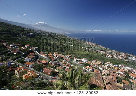 Spain Canary Islands Tenerife
