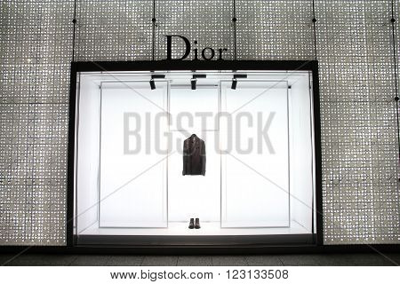 Dior Japan
