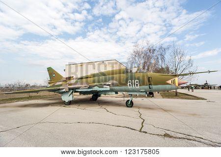 Mig 23 Bn Flogger H Jet Fighter