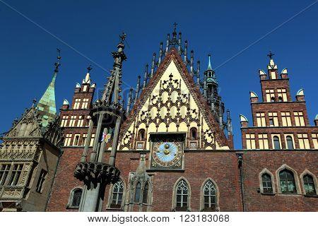 Europe Poland Wroclaw