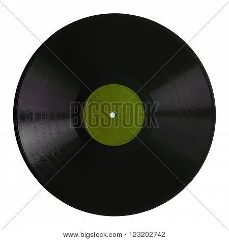 Vintage 78 Rpm Record