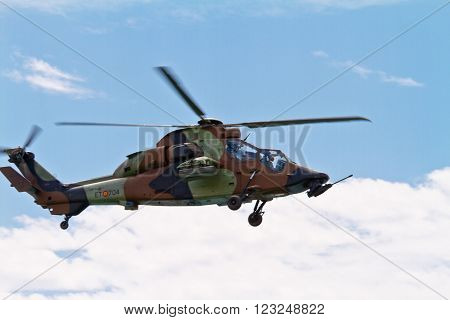 Eurocopter Ec-665 Tiger