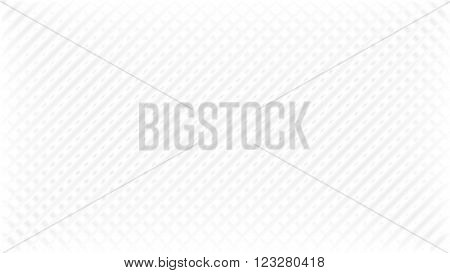 Abstract white background with grey right diagonal lines texture in vector