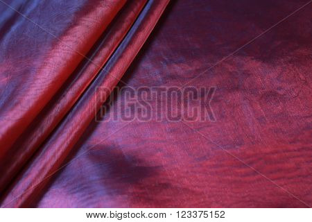 red fabric luxury texture for background,  fabric texture