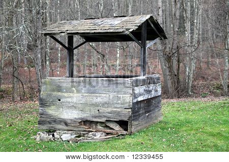 19th Century Water Well