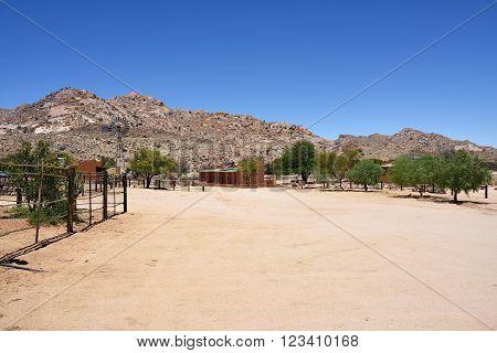Klein-aus Vista Lodge In Namib Desert