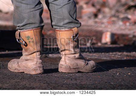 Workmans Boots