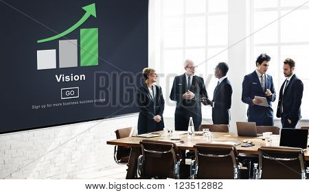 Vision Direction Future Inspiration Mission Plan Concept