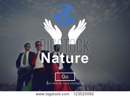 Nature Environmental Green Earth Concept