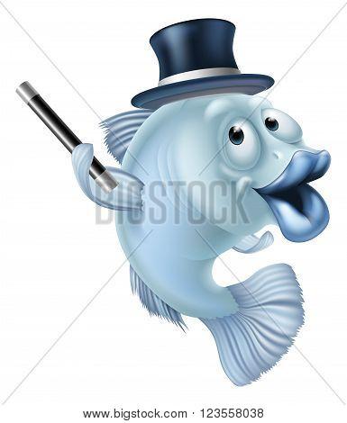 Magic Fish Cartoon