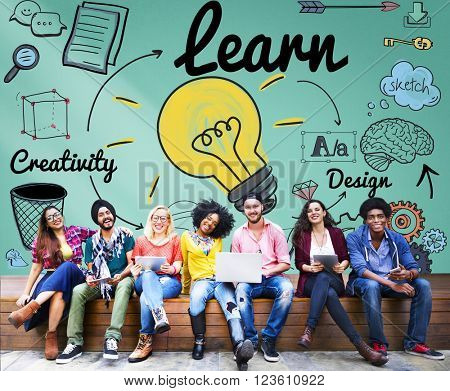 Learn Learning Education Knowledge Wisdom Studying Concept