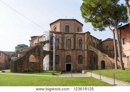 Basilica Of San Vitale