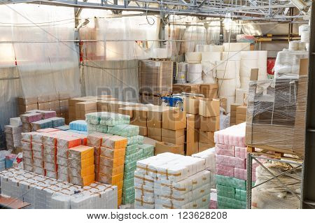 Paper Products And Goods Storehouse