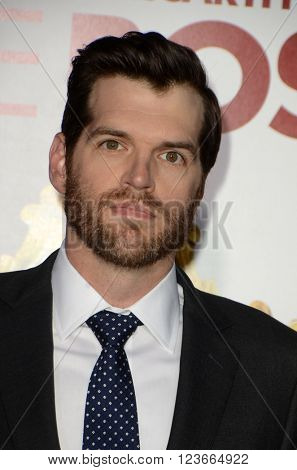 LOS ANGELES - MAR 28:  Timothy Simons at the The Boss World Premeire at the Village Theater on March 28, 2016 in Westwood, CA