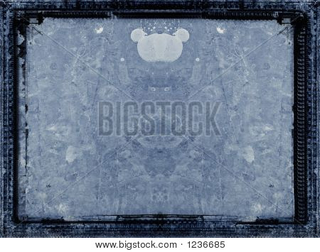 computer designed highly detailed grunge border and aged textured background with space for your text or image poster