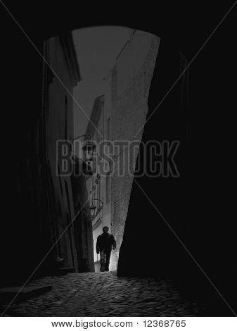 solitude man