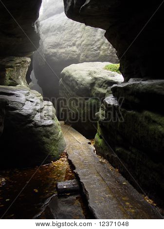 old cave