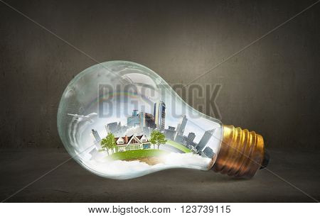 Modern eco life