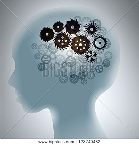 Constructive thinking as concept