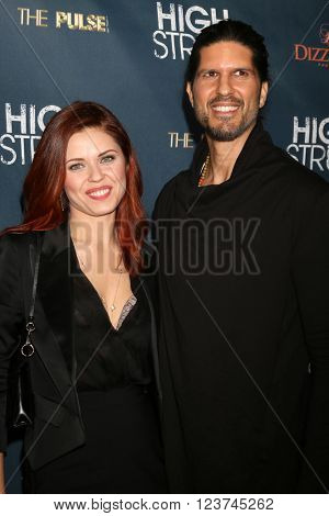 LOS ANGELES - MAR 29:  Abby Miller at the High Strung Premeire at the TCL Chinese 6 Theaters on March 29, 2016 in Los Angeles, CA