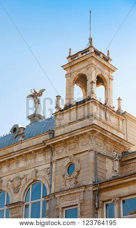 Dohodno Zdanie Is A Neoclassical Edifice In Ruse