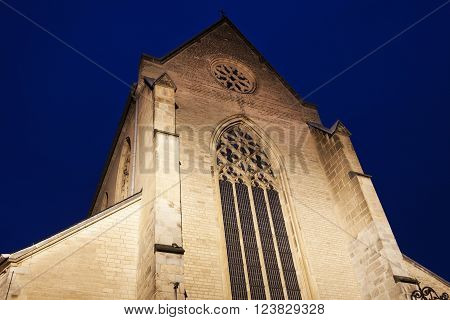 St. Remigius Church in Bonn. Bonn North Rhine-Westphalia Germany