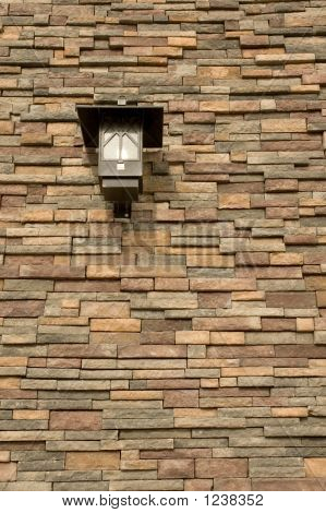 Thin Brick Lamp