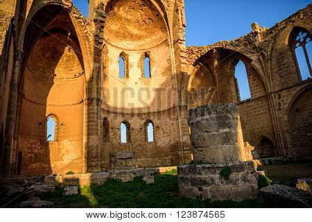Church Of Saint George Of The Greeks, Famagusta, Cyprus