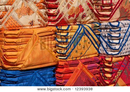 Chair Cushions of Provence