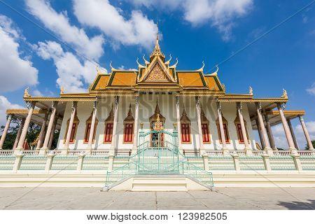 Landmark Silver Pagoda