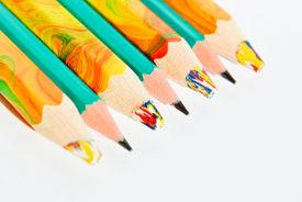 Different Pencils, Diagonal