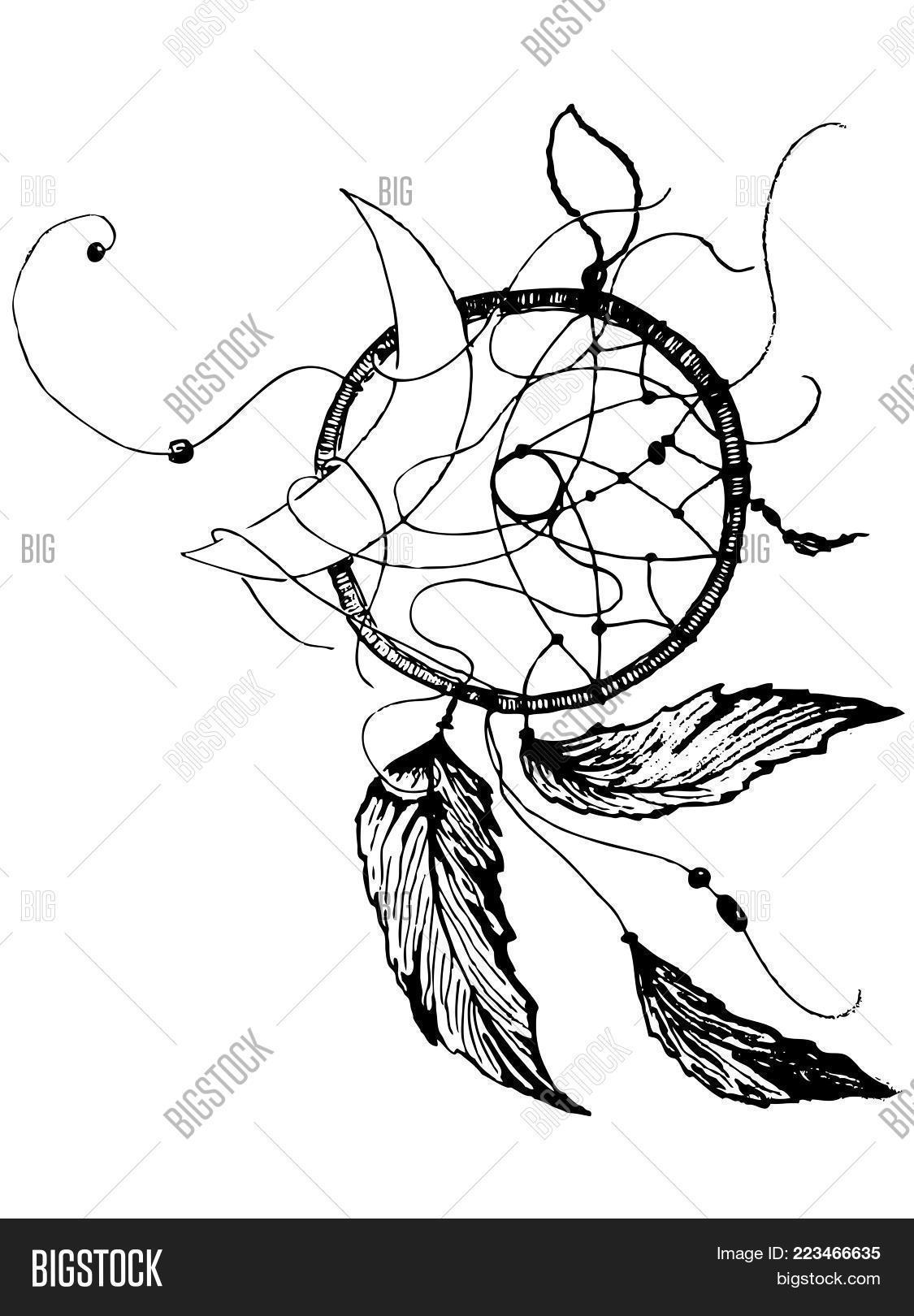 Hand Drawn Authentic Vector Photo Free Trial Bigstock