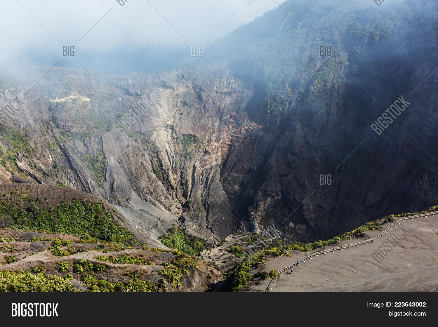 Environmental hike to irazu volcano powerpoint template y toneelgroepblik Image collections