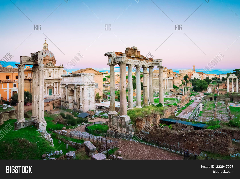 Roman forum ancient powerpoint template roman forum ancient your text toneelgroepblik Choice Image