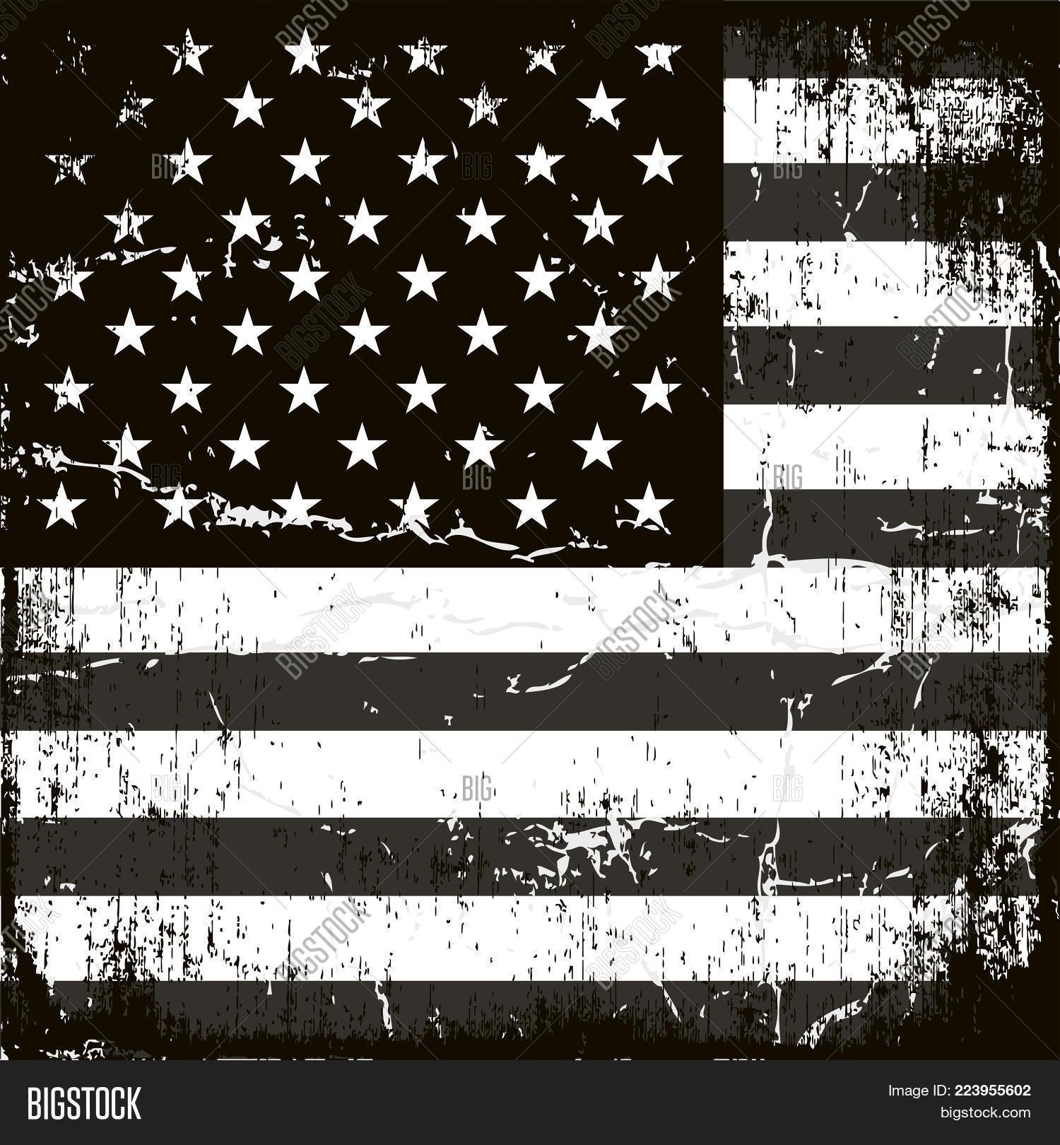 American Flag Vector Photo Free Trial Bigstock