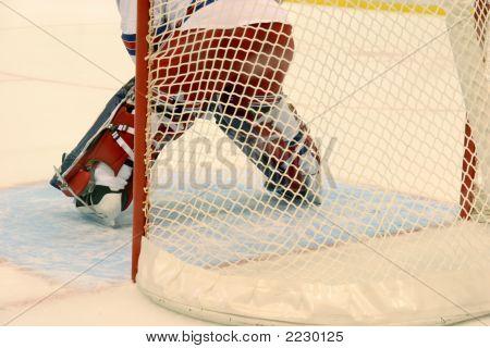 Ice Hockey Gatekeeper