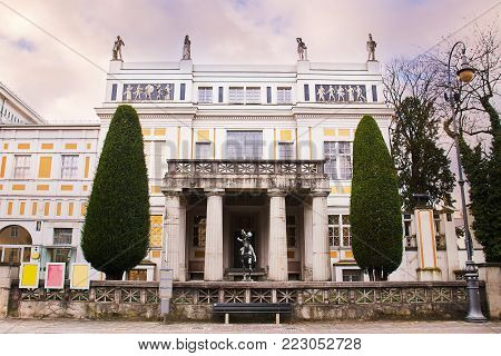 The Villa Stuck (Jugendstil Museum), museum and historic house devoted to the life and work of the painter Franz Stuck in Munich, Germany