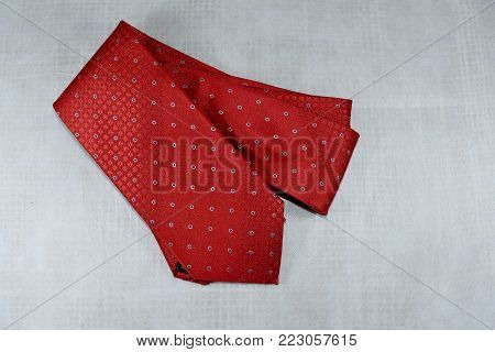 Red necktie on the occasion of Chinese New Year,Red necktie on Valentines Day,Fashion Red necktie