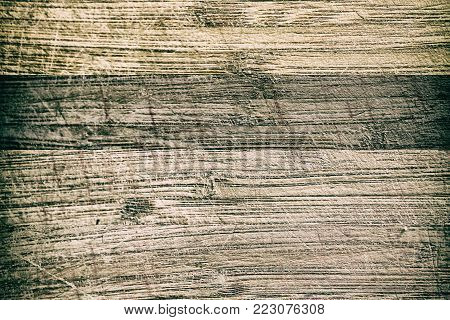 Wooden texture, empty wood background, cracked surface.