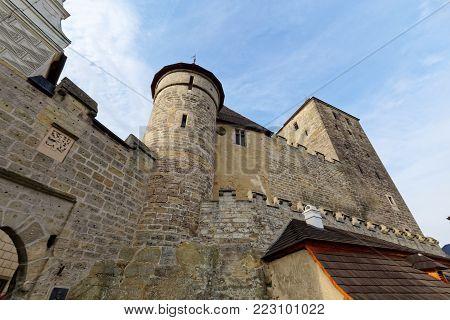 Humprecht Chateau (baroque Castle). Czech Republic