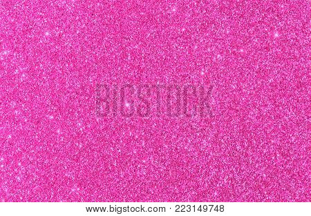 Shiny glimmering pink texture