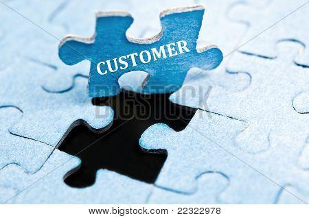 Customer Puzzle