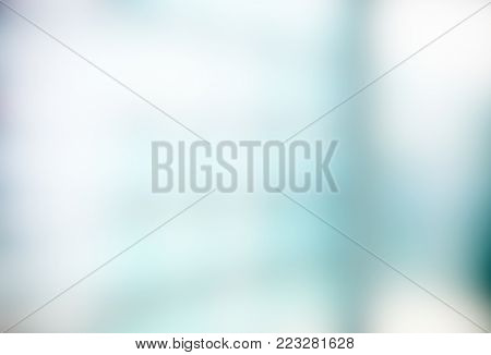 White blur abstract background