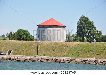 Fort Henry in Kingston, Ontario