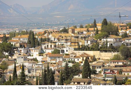 The City Of Granada