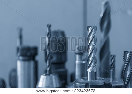 The cutting tool  for the CNC machining  center.The high-precision cutting tool