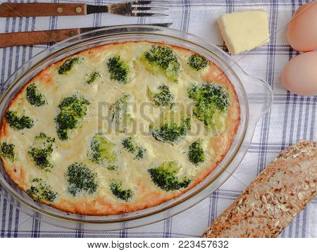 homemade casserole with broccoli and cheese,diet pudding with broccoli and cheese,diet pudding with broccoli and cheese