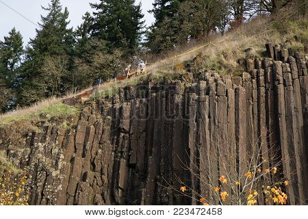 Skinners Butte Rock Climbing Path Updates