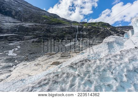 Glacier Travel In Norway Summer Trip