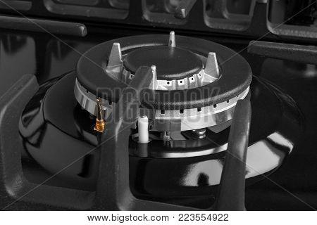 Burner of gas stove